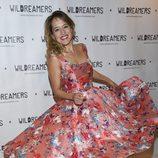 Marta Larralde durante una fiesta de la firma Wildreamers en Madrid