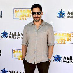 Joe Manganiello en el Paseo de la Fama de Miami