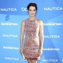 Cobie Smulders luce cuerpazo en el evento benéfico de Oceana en Nueva York