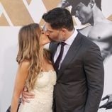 Sofia Vergara y Joe Manganiello, pasión en la premiere de 'Magic Mike XXL' en Los Angeles