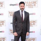 Joe Manganiello en la premiere de 'Magic Mike XXL' en Los Angeles