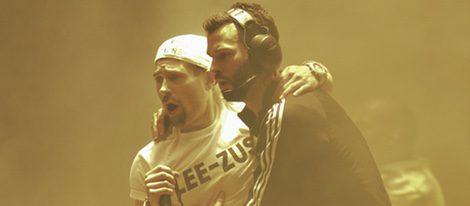 Detienen a Lee Nelson por interrumpir la actuación de Kanye West en Glastonbury