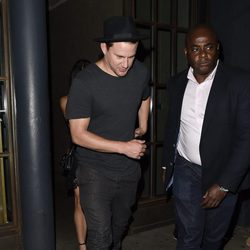 Channing Tatum, de fiesta por Londres junto al elenco de 'Magic Mike XXL'