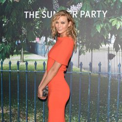 Karlie Kloss en la fiesta de verano de The Serpentine Gallery