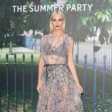 Poppy Delevingne en la fiesta de verano de The Serpentine Gallery