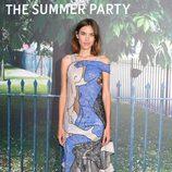 Alexa Chung en la fiesta de verano de The Serpentine Gallery