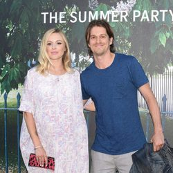Fearne Cotton y Jesse Wood en la fiesta de verano de The Serpentine Gallery