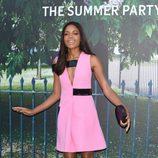 Naomie Harris en la fiesta de verano de The Serpentine Gallery