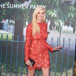 Lara Stone en la fiesta de verano de The Serpentine Gallery