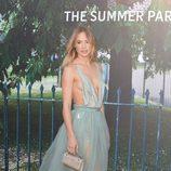 Suki Waterhouse en la fiesta de verano de The Serpentine Gallery