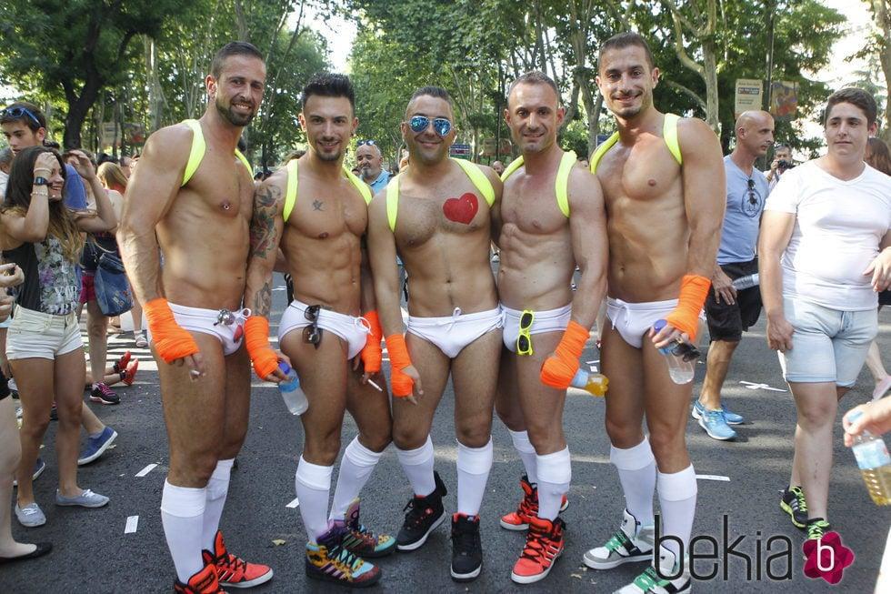 pregonero orgullo gay madrid 2019