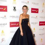 Alejandra Osborne en la alfombra roja de los Global Gift 2015