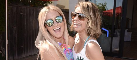 Ashley Tisdale Celebra Su 30 Cumplea Os Con Su Marido