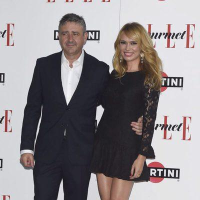 Ramón Arangüena y Patricia Conde en los Premios Elle Gourmet