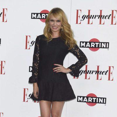 Patricia Conde en los Premios Elle Gourmet