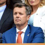 Federico de Dinamarca en Wimbledon 2015