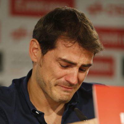 Iker Casillas dice adiós al Real Madrid tras 25 años
