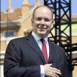 Alberto de Mónaco en el 10 Aniversario de su ascenso al trono