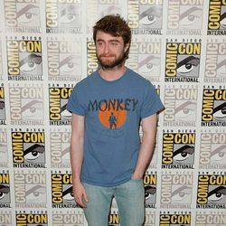 Daniel Radcliffe en el evento en el Hard Rock Cafe en el Comic-Con 2015