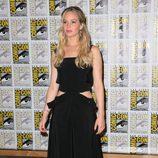Jennifer Lawrence durante el Comic-Con 2015