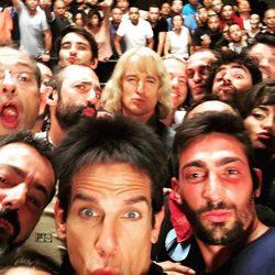 Ben Stiller, Penélope Cruz y Owen Wilson terminan de rodar 'Zoolander 2' en Roma