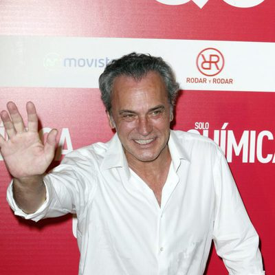 José Coronado, eufórico tras conocerse su relación con Eugenia Martínez de Irujo
