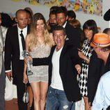 Antonio Banderas recibe un premio en el Festival de Ischia 2015
