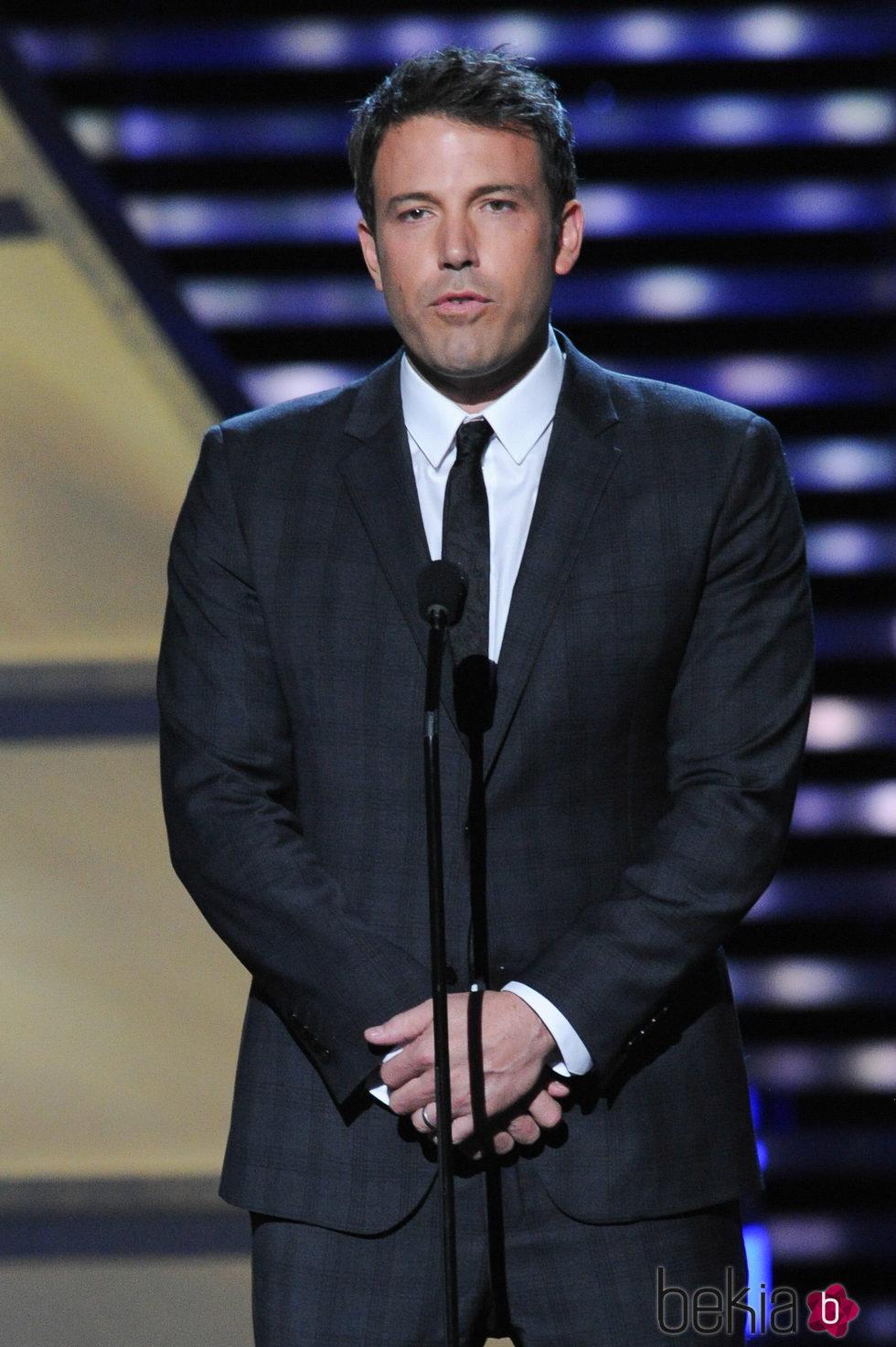Ben Affleck en los premios ESPY