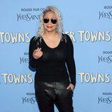Raven-Symoné en la premiere de 'Ciudades de Papel' en Nueva York