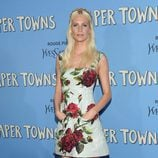 Poppy Delevingne en la premiere de 'Ciudades de Papel' en Nueva York