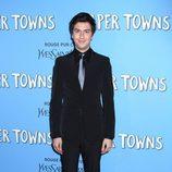 Nat Wolff en la premiere de 'Ciudades de Papel' en Nueva York