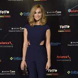 Norma Ruiz en el concierto de Juanes en Madrid