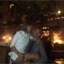 Rosie Huntington-Whiteley felicita a Jason Statham en su 48º cumpleaños