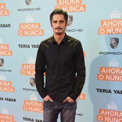 Antonio Pagudo en el estreno de 'Ahora o nunca' en Madrid