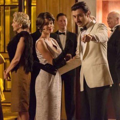 Silvia Alonso y Javier Rey en una escena de la tercera temporada de 'Velvet'