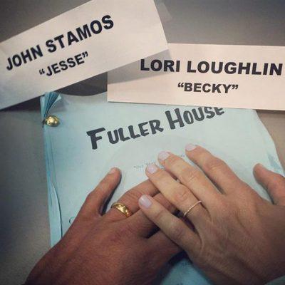 El reencuentro de John Stamos y Lori Loughlin en 'Padres Forzosos'