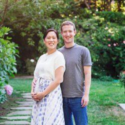 Mark Zuckerberg y Priscilla Chan están esperando una niña