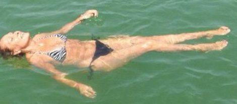 Rosa Benito Se Desmelena En La Playa En El Verano De Su Vida Tras