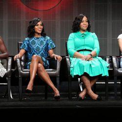 Viola Davis, Kerry Washington, Shonda Rhimes y Ellen Pompeo en el '2015 Summer TCA'