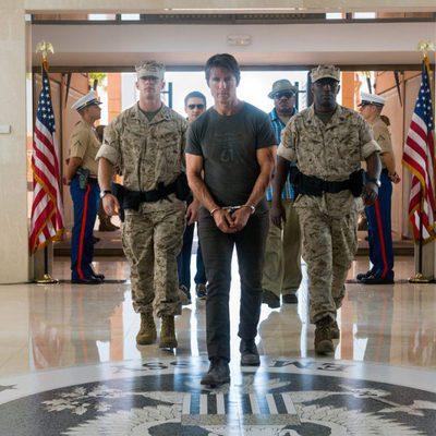 Tom Cruise en 'Misión Imposible: Nación Secreta'