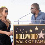 Lee Daniels anuncia que Mariah Carey estará en 'Empire' durante su ceremonia en el Paseo de la Fama