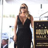 Mariah Carey recibe su estrella en el Paseo de la Fama de Hollywood