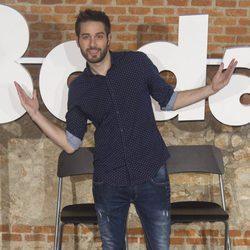 Dani Martínez en la presentación de 'El Gurú de las Bodas' en Madrid