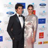 Cayetano Rivera y Eva González en la Gala Starlite 2015