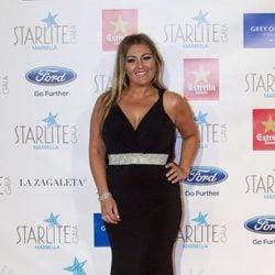 Amaia Montero en la Gala Starlite 2015