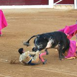 Fran Rivera, grave tras ser corneado en Huesca