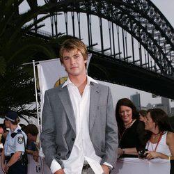 Chris Hemsworth en los MTV Australia Video Music Awards 2005