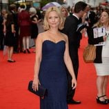 MyAnna Buring en un homenaje a 'Downton Abbey' en Londres