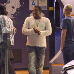 Bobby Brown aparece tras la muerte de su hija Bobbi Kristina