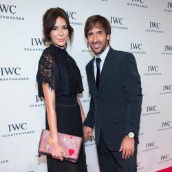 Mamen Sanz y Raúl González en el Festival de Cine de Tribeca de Nueva York